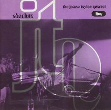 The James Taylor Quartet Absolute-J.T.Q. Live CD NEW SEALED Acid Jazz