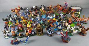 HUGE Skylander Collector Collection 70 Various Pieces Activision Nintendo Wii