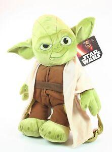 STAR-WARS-jedi-master-YODA-50cm-soft-toy-plush-full-body-backpack-NEW