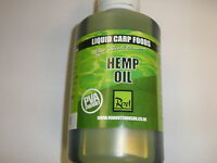 Rod Hutchinson Hemp Oil Liquid Carp Food 500ml Fishing Tackle