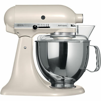 KitchenAid Artisan 5KSM175PSBLT 4.8 L Stand Mixer - Cafe Latte