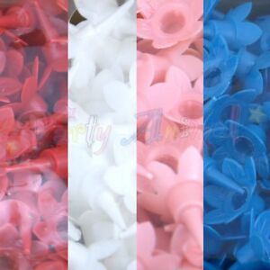 Image Is Loading 500 CANDLE HOLDERS Bulk Wholesale Birthday Cake Decorating