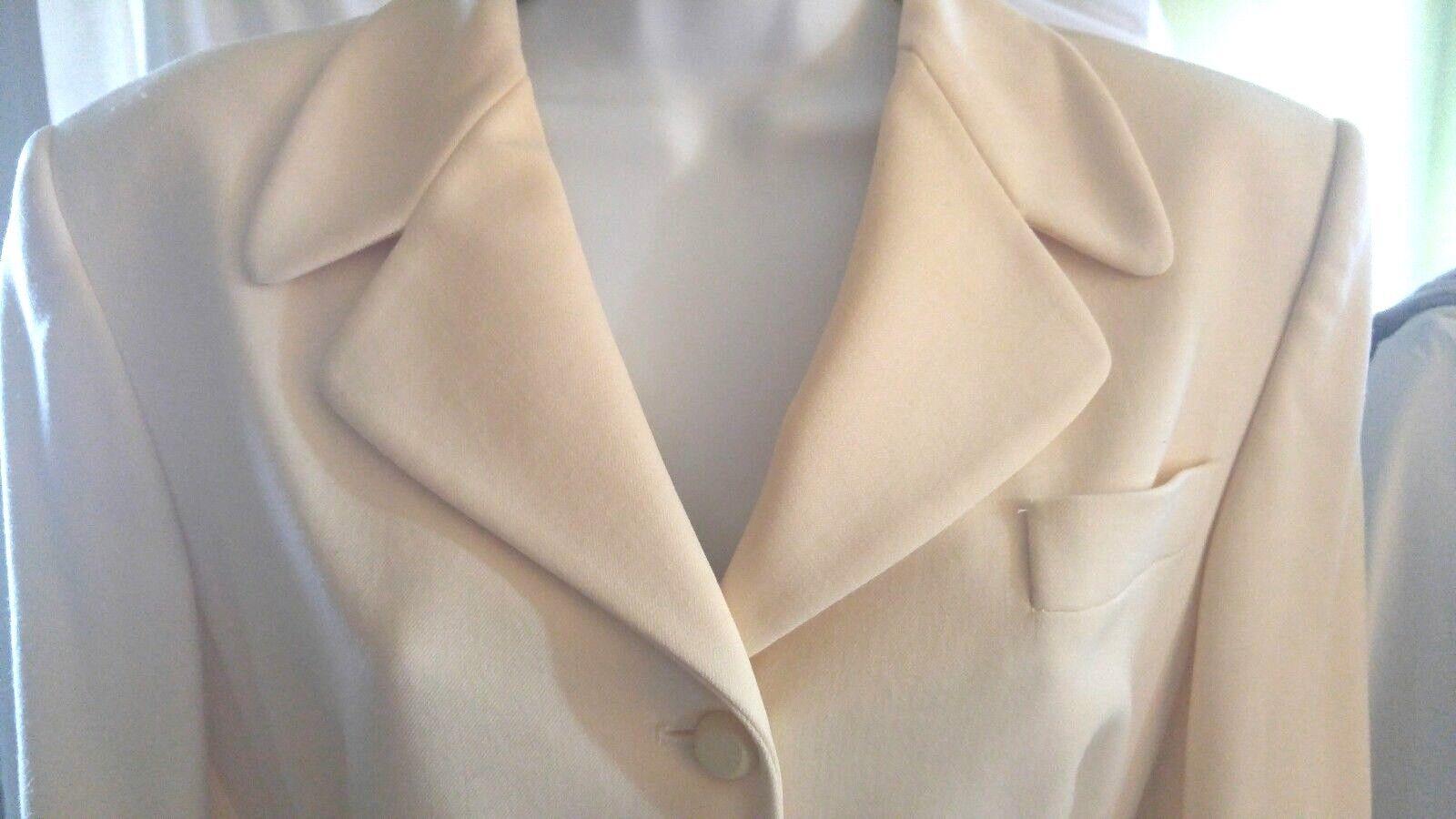 ANNA SUI 90s Vintage Wool Jacket M $550 - image 2