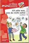 MiniLÜK. Ich sehe was, was du nicht siehst: Lese-Rätsel von Christiane Wagner (2012, Geheftet)