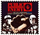 Most of My Heroes Still Don't Appear on No STAMPS 0858023002026 by Public Enemy