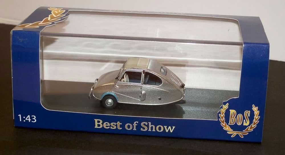 FULDAMOBIL N2 1955 - 1 43 BoS  BEST OF SHOW NEUF