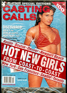 Playboy-Special-Edition-Casting-Calls-Volume-2-2002-New-Factory-Sealed