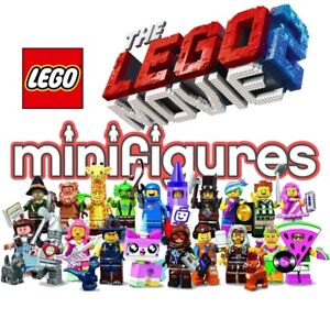 LEGO-Movie-2-Minifigures-Pick-Your-Minifig-The-Second-Part-Series-71023-New