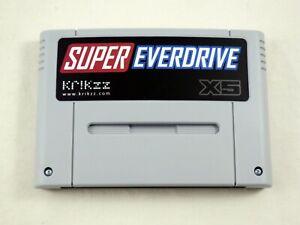New-Super-Everdrive-X5-for-SNES-SFC-Official-Krikzz-Nintendo-Famicom-US-Seller