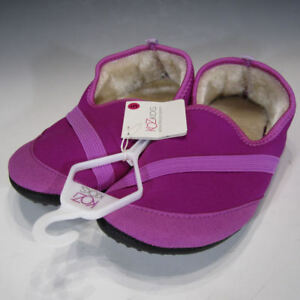 65db8afffd9b Image is loading Kozikicks-Active-Slippers-For-Women-by-FitKicks-Purple-