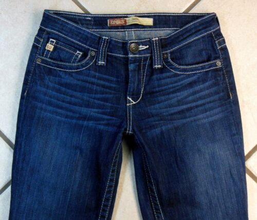 c Blue Jeans 26 Cut Taglia Star E u hazel Inseam donna Boot Denim da L 33 Big 8tSqRwR