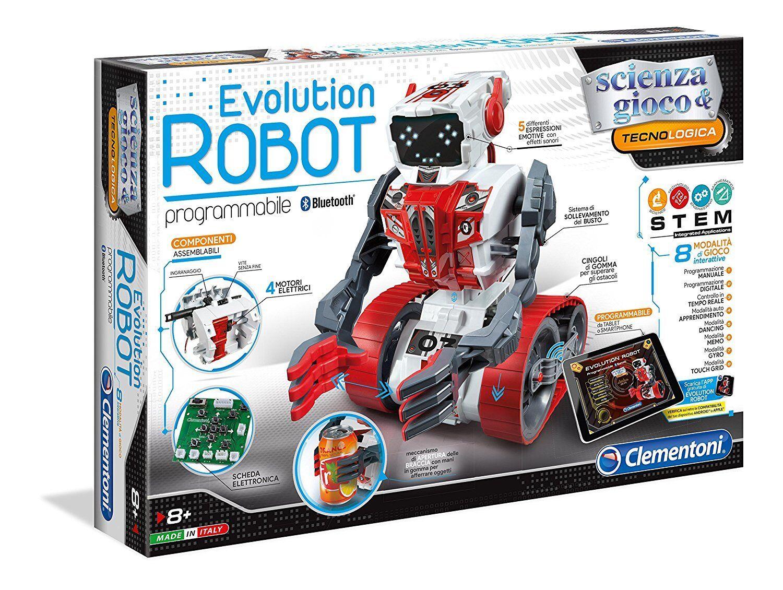 Evolution Robot Scienza e Gioco  nuovo 2017 Clementoni 19034 -  classico senza tempo