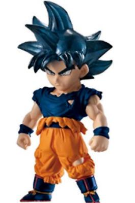 BANDAI DRAGON BALL Z Super ADVERGE 11 Son Goku ultra instinct Japan Kizashi