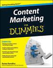 Content Marketing For Dummies by Susan Gunelius (Paperback, 2011)