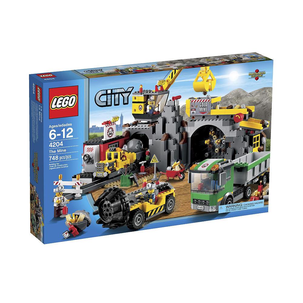LEGO CITY CITY LEGO THE MINE 4204 843d9d