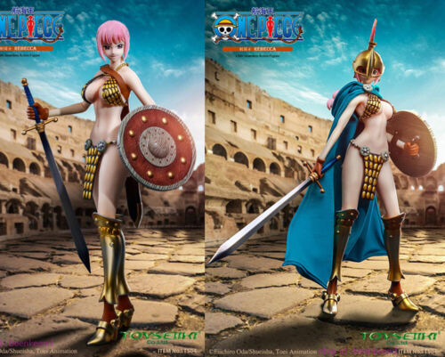 One Piece Toyseiiki Ts04 1//6 Sword Fighter Rebecca Action Figure Toy Model Stock