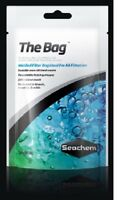 Seachem The Bag 10x 5 Filter Media Welded Micron Mesh In Pouch Free Ship Usa