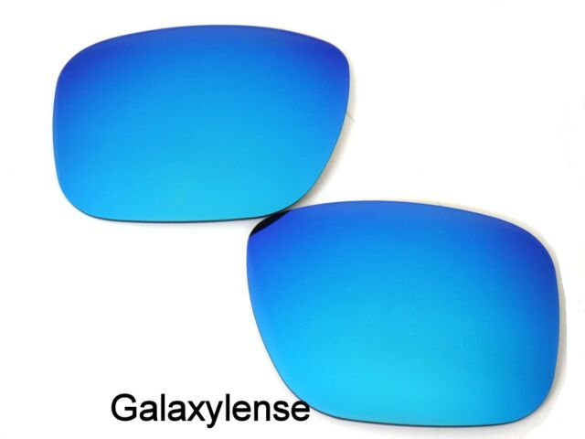 f47a65fbf0 Galaxy Replacement Lenses For Oakley Holbrook Ice Blue Polarized 100% UVAB