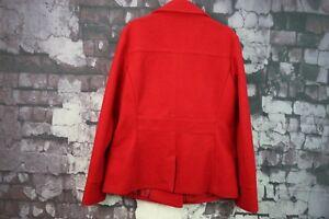 Womens-Laura-Ashley-Red-Jacket-size-Uk-14-No-F549-24-10