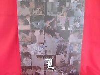 DEATH NOTE the movie 'L change the world' photo memorial guide book / Kenichi Ma
