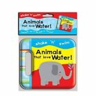 Shake 'n' Swim - Animals That Love Water by North Parade Publishing (Bath book, 2014)