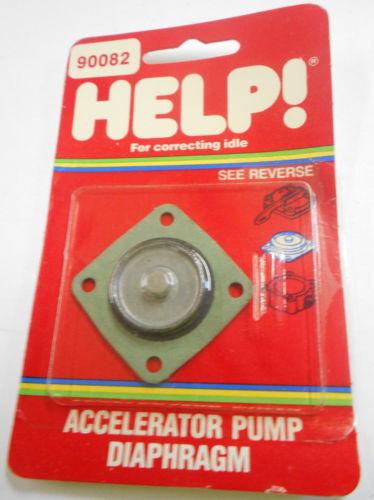 Dorman 90082 Carburetor Accelerator Pump Diaphragm