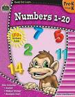 Numbers 1-20, Pre-K Through K by Teacher Created Resources (Paperback / softback, 2007)