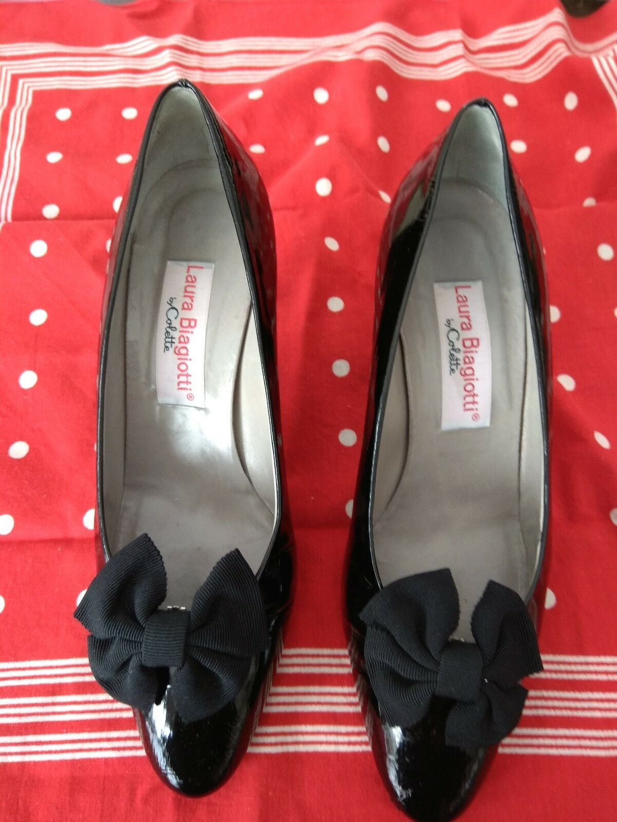 Colette by Biagiotti Laura Gr 39 3cf40csaw91346 Pumps