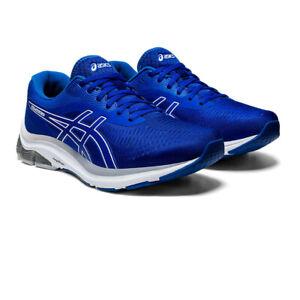 Asics-Homme-Gel-Pulse-12-Chaussures-De-Course-Baskets-Sneakers-Bleu-Sport-Respirant