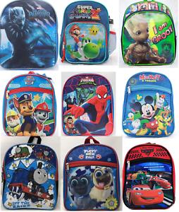 6bdbfff69839 Little Boys Toddler PreK School Backpack Cute Cartoon Book Bag Kids Children