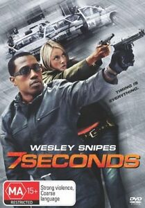7 Seconds (DVD, 2005) VGC Pre-owned (D92)