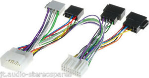 honda suzuki parrot wiring harness sot lead new cable lead harness rh ebay co uk  parrot wiring harness sot-984