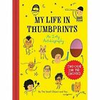 Small Object My Life in Thumbprints 1452135371 Chronicle Books 2015 Record Book
