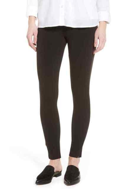 Hue 2105 Womens Black Mercerized Cotton Blend Leggings Size Small For Sale Online