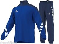 Adidas Sereno 14 Presentation Woven Tracksuit Mens Gym Fitness Casual