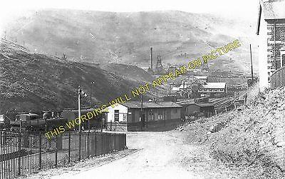 3 Pontycymmer to Maesteg Cymmer Blaengarw Abergwynfi Railway Station Photo
