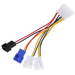 4-in-1-Computer-Cooling-Fan-Power-Cable-CPU-PC-Cooler-Wire-Adapter-Connect-fYJT1