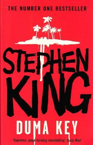 Duma Key,Stephen King- 9780340978030
