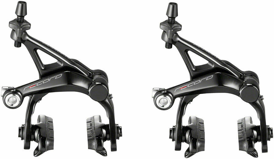 Campagnolo Record Brakeset, Dual Pivot Front and Rear
