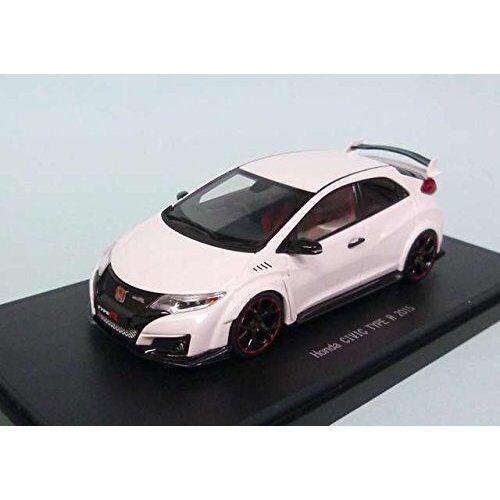 Honda civic type r 1   43 bis 2015 - weißen ein diecast modell auto spielzeug - japan