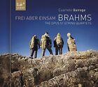Frei aber Einsam: Brahms - The Opus 51 String Quartets (CD, Sep-2015, Cobra Records (Record Label))