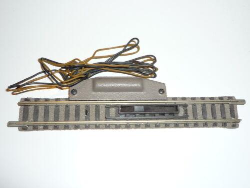 9112 Entkupplungsgleise elektrisch 111mm Fleischmann piccolo X377X