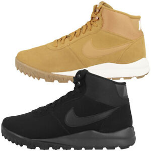 Details zu Nike Hoodland Suede Boots Men Herren Schuhe Winter Hiking Trekking Stiefel