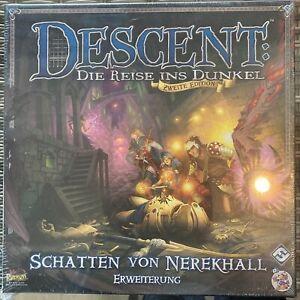 Descent: Die Reise ins Dunkel - Schatten von Nerekhall Erweiterung