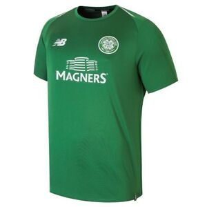 0642053405e Image is loading Celtic-FC-Mens-Short-Sleeve-Training-Jersey-2018-