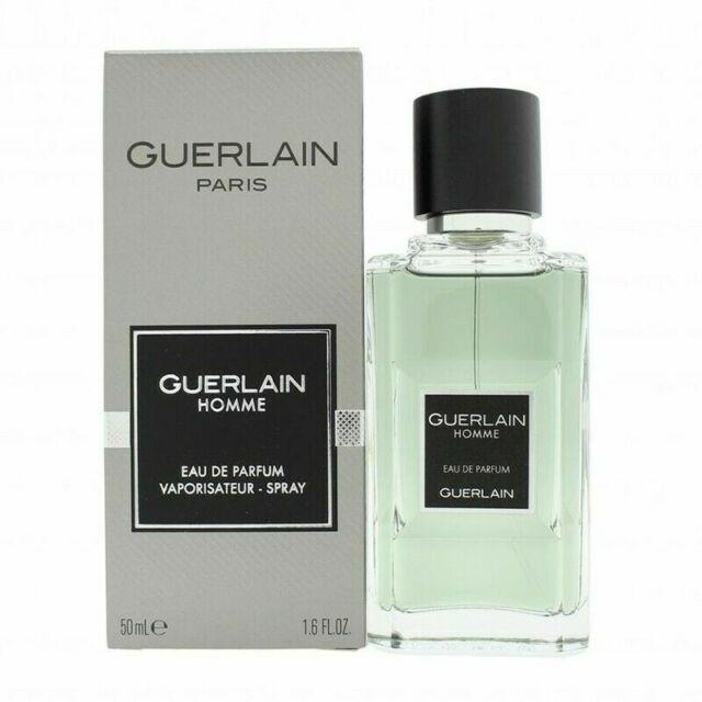 Guerlain Guerlain Homme 50ml EDP (M) SP Mens 100% Genuine (New)
