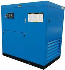 50 Hp 3 Phase Rotary Screw Air Compressor 230v46060hz Programmable Industrial