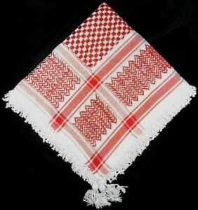 Unisex-Cotton-Arabian-Scarf-Wrap-keffiyeh-Tactical-Fashion-Desert-Shemagh-Hatta