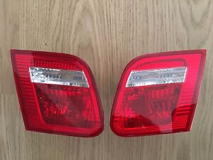 BMW-3-E46-2003-2006-COUPE-Rear-Inner-Tail-Light-Lamp-LEFT-RIGHT-set-NEW-DEPO