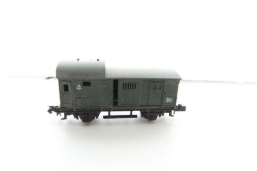 Arnold N train de marchandises ton brake van Foncé Vert DB co//900-1s4//25